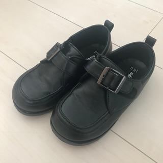 入園 入学式 フォーマルシューズ 靴 18cm 七五三