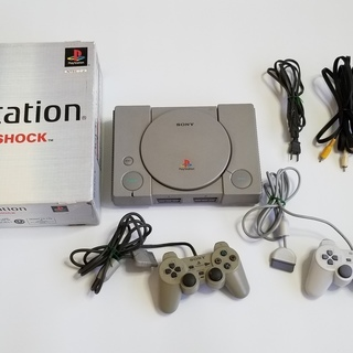 プレイステーション  初代  ゲームソフト付き
