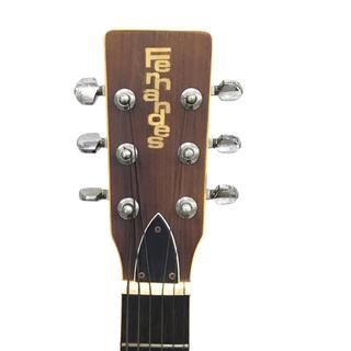 フェルナンデス アコースティックギター W300 縦ロゴ