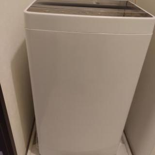 ハイアールjw-c45a-k 洗濯機