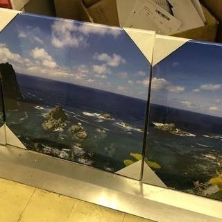 日本海 海峡 壁掛け絵画