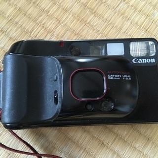 【ジャンク】Canonのフィルムカメラ