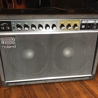 値下げしました!JC40ギターアンプ