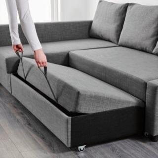 11/3優先 IKEA FRIHETEN イケア フリーヘーテン ...
