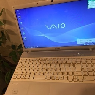 SONY  VAIO バイオ 15.5インチ HDD500GB D...