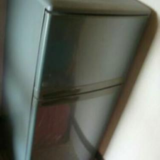 ジャンク冷蔵庫