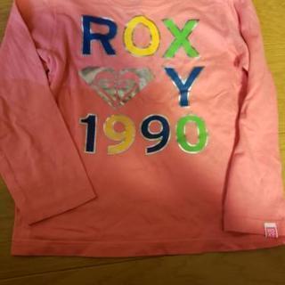 ROXYの長袖Tシャツ120センチ