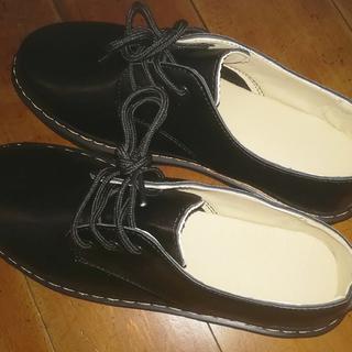 黒い靴 サイズ27cm