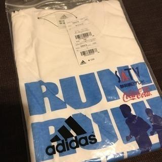 【新品未使用】アディダス メンズLサイズ Tシャツ
