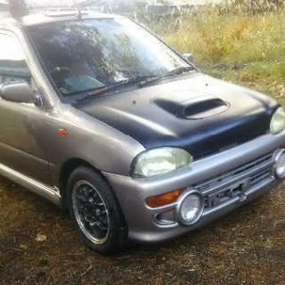 ヴィヴィオRX-R 4WD