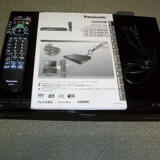★CATV用DVD,HDレコーダー★ TZ-DCH9810 ★5...