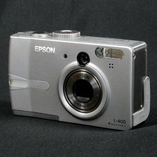 EPSON デジタルカメラ L400 Used