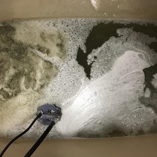 追い焚き風呂の配管汚れ知らずに使ってませんか?風呂釜掃除の仕方