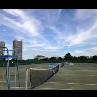 【メンバー募集】子連れでテニス☆