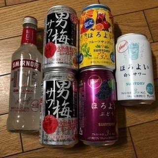 お酒 6本セット