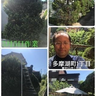 庭木の剪定 伐採、庭の手入れ店 ツチヤガーデンホーム【所沢市 狭...