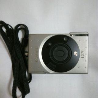 Canon IXYフィルムカメラ