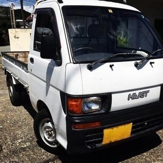 【8万円】ハイゼットトラック S110P 5速 4WD  3.7...