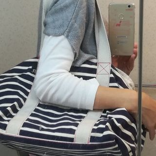 【ROOTOTE 】ルートート トートバッグ  おむつ替えシート付き