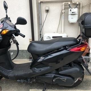 ヤマハ 125ccスクーター アクシストリート 原付二種バイク ...