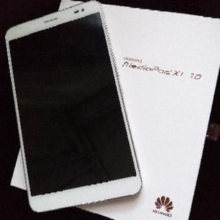 7インチタブレット-Huawei Mediapad x1 7.0