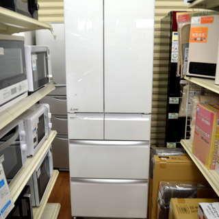 MITSUBISHI(三菱)6ドア冷蔵庫(MR-WX47A-W1)...