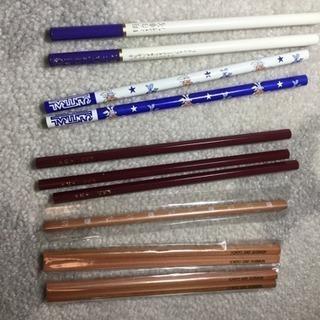明治神宮鉛筆等12本