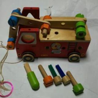 imtoyアクティブ消防車