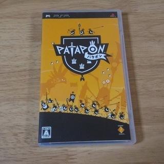 PSPソフト「パタポン」の画像