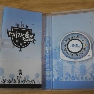 PSPソフト「パタポン」 - おもちゃ