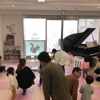 """【無料体験:1歳半~4歳未満対象】音楽で""""想像力""""を伸ばしてみま..."""
