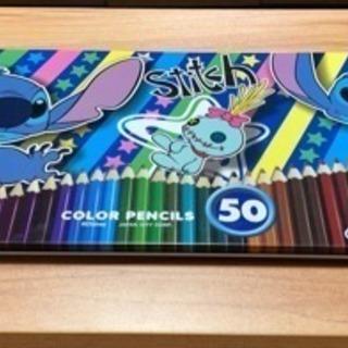 色鉛筆50色・カラースティック12色