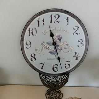 ★  アンティーク風 壁掛け時計