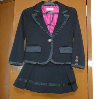 値下げ  女児  スーツ