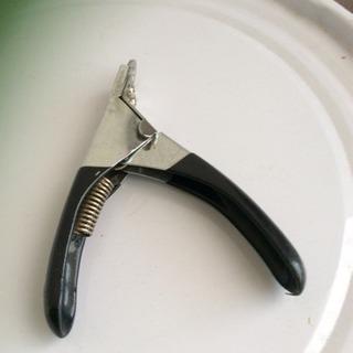 ペット用爪切り