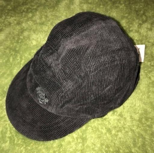 a0180f8a18f7d 新品 COMME CA ISM コムサイズム♪コーデュロイ ベビー帽子 キャップ ...