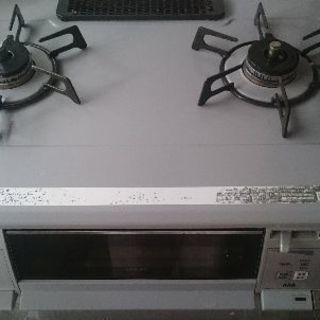 炊飯機能付ガスコンロ(都市ガス)