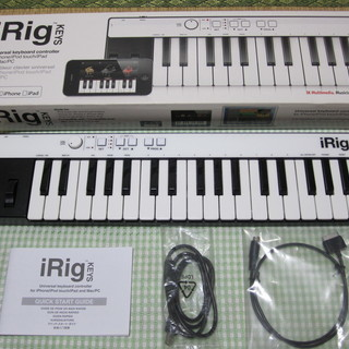 【美品】 IK Multimedia iRig KEYS 37鍵