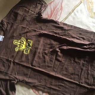 サーフブランド FA9 茶色 Tシャツ