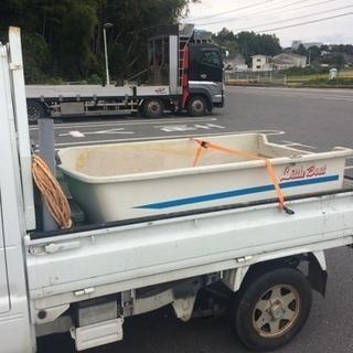 釣り 1人用  貸しボート(要予約)