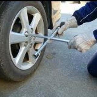 タイヤ交換お早めに❗