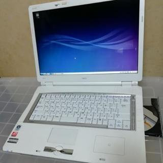 【終了】NECのノートPC (LinuxOS(Lubuntu)機)