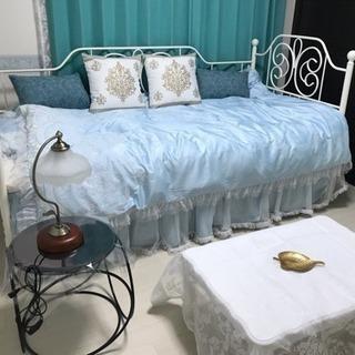 単身女性専用シェアハウス  家具家電付、鍵付き個室。礼、敷、更0円