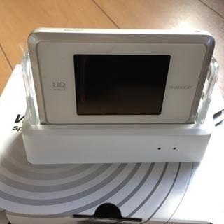 超美品 NEC製WiMAX2+モバイルルーターWX03