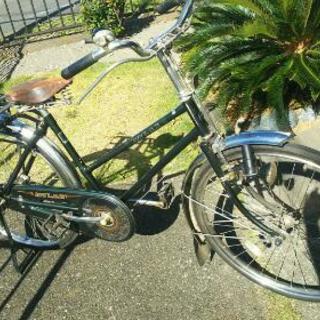 昭和レトロ自転車丸石ATLAS値下げをいたしました!