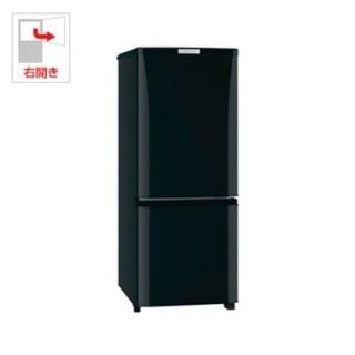【ひとり暮らしにおすすめ】三菱 2ドア冷蔵庫