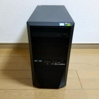 ★美品 ゲームパソコン ハイエンドPC ゲーミングPC ガレリ...
