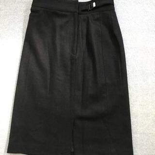 ROPE濃紺のスカート