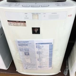 シャープ空気洗浄機 KC-A70【BOOKOFF409号川崎港町店】