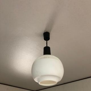 昭和な照明器具